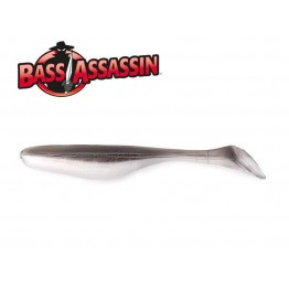Walleye Assassin Black Shad