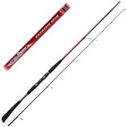 DAM Steelpower red spin 2.60m 15-65g