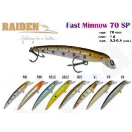 Raiden Fast Minnow 70SP