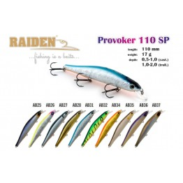 Raiden Provoker 110SP