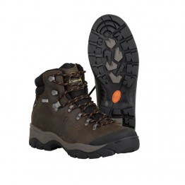 Prologic Kiruna Leather Boot Dark Brown batai