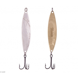 Zilvinas long cast silver brass
