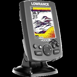 Lowrance Hook 3-X