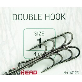 Double hooks AT-23