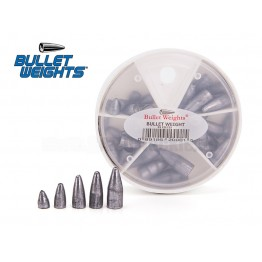 Bullet weights - lead 35 pcs