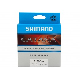 Shimano Catana spinning 150m