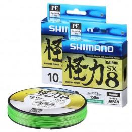 Shimano KAIRIKI SX8 PE BRAID