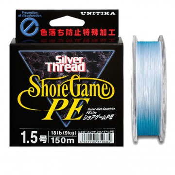 Unitika Silver Thread Shore Game PE