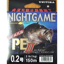 Unitka Night Game Mebaru pe II