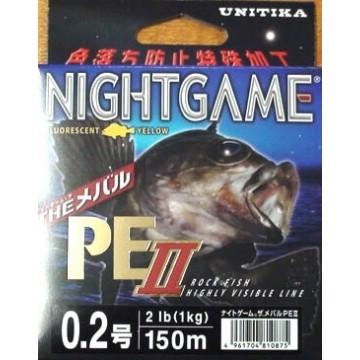 Unitka Night Game Mebaru pe II