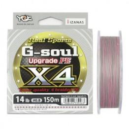 YGK G-Soul UpGrade X4 150m