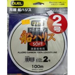 DUEL Soft H.D. Fluorocarbon