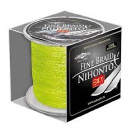 Nihonto fine braid fluo 300m