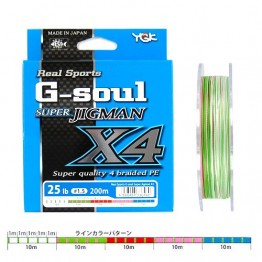 YGK G-Soul Super Jigman X4200m