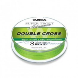 Varivas super trout advance doble cross 8x