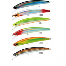 YO-ZURI CRYSTAL MINNOW 110SP