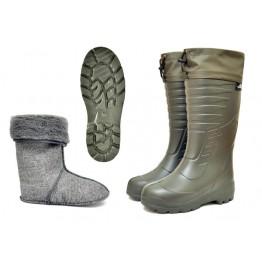 Žieminiai žvejo batai Nordman active
