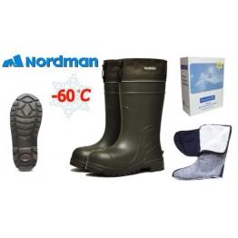 Žieminiai žvejo batai Nordman extreme