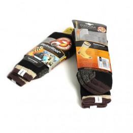 Merinosų vilnos kojinės