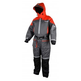 Imax Ocean Floatation Suit Grey-Red neskęstantis kostiumas