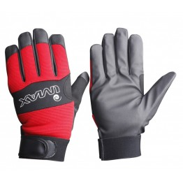 Imax Oceanic Gloves Red