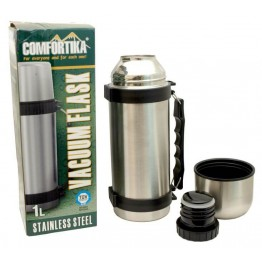 Thermos Comfortika Hunter 1L with plug